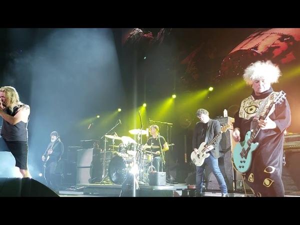Soundgarden - The Day I Tried To Live - Buzz Osborne Taylor Hawkins. Chris Cornell Tribute Show