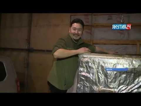 Предприниматель из Якутска построил грибную ферму в своем гараже