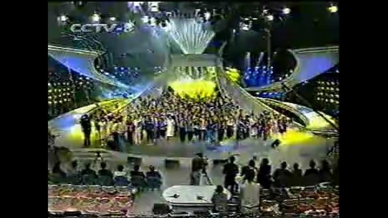 1998年5月23日 综艺大观 首届百佳电视工作者颁奖晚会——彭丽媛《掌声与喝彩》