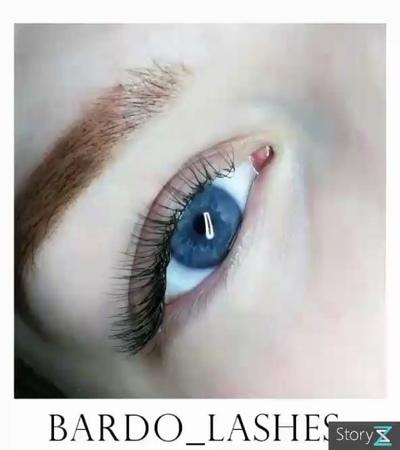 Bardo_lashes video