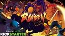 Bushiden - Kickstarter Trailer