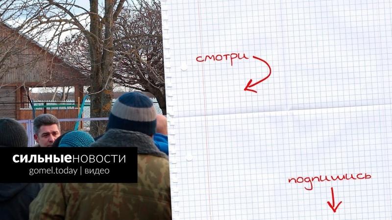 Автобус не ходит вовремя вокруг стаи собак и нет тротуара В Осовцах продолжают решать проблемы