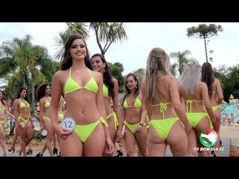 Final Garota Piscina Thermas Machadinho 2018 - (Vídeo Oficial)