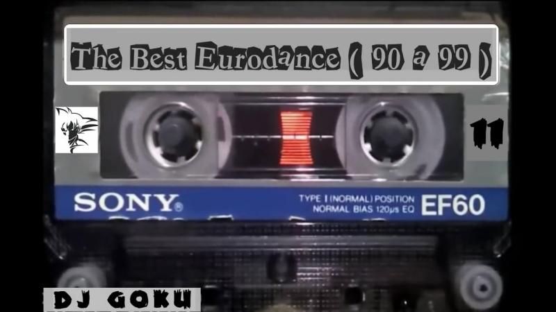 The Best Eurodance ( 90 a 99 ) - Part 11