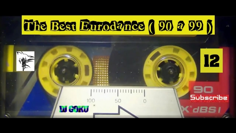 The Best Eurodance ( 90 a 99 ) - Part 12