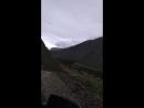 Спуск с перевала Кату Ярык