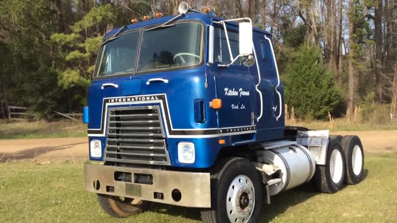 1976 International Transtar 4070B For Sale