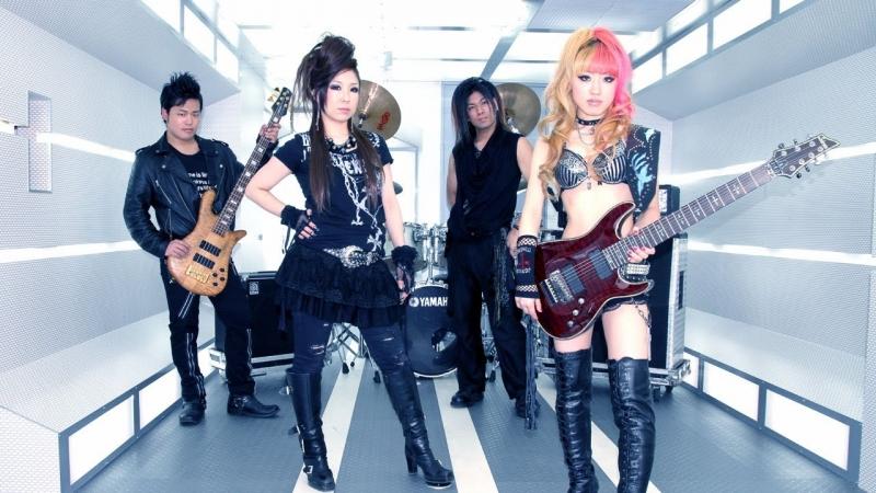 Rie a.k.a. Suzaku _ Dreaming Eyes Music Video