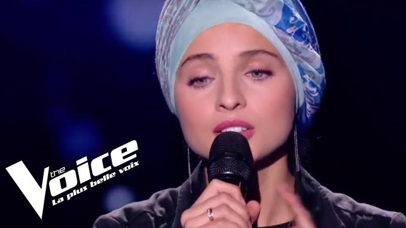 Leonard Cohen - Hallelujah   Mennel Ibtissem   The Voice France 2018   Blind Audition