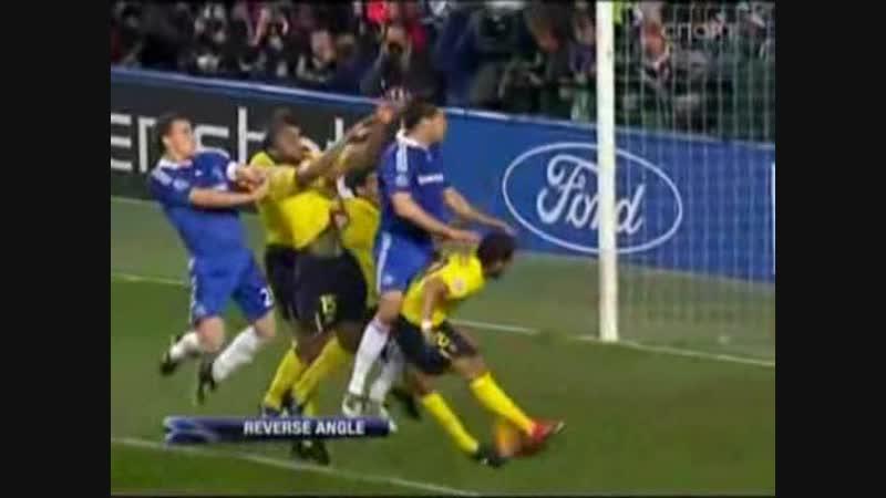 212 CL-20082009 Chelsea FC - FC Barcelona 11 (06.05.2009) HL