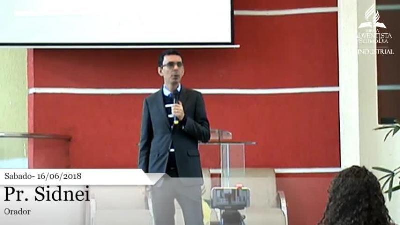 Igreja Adventista do Setimo dia de Vila Industrial - Ao Vivo