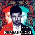 Robin Thicke feat. T.I. &amp Pharrell Williams - Blurred Lines (Dj Jurbas Radio Edit)