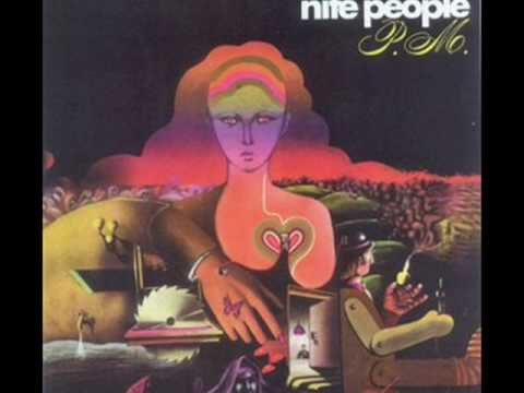Nite People Reach Out I'll Be There 1969 UK Psych Prog