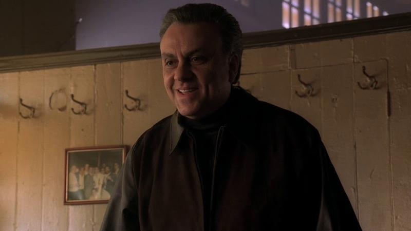 The Sopranos (Клан Сопрано) | Джони Сэк просит разрешения завалить Ральфа
