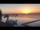 Болгария, Золотые пески, отель «Оазис», восход🌅🌅🌅