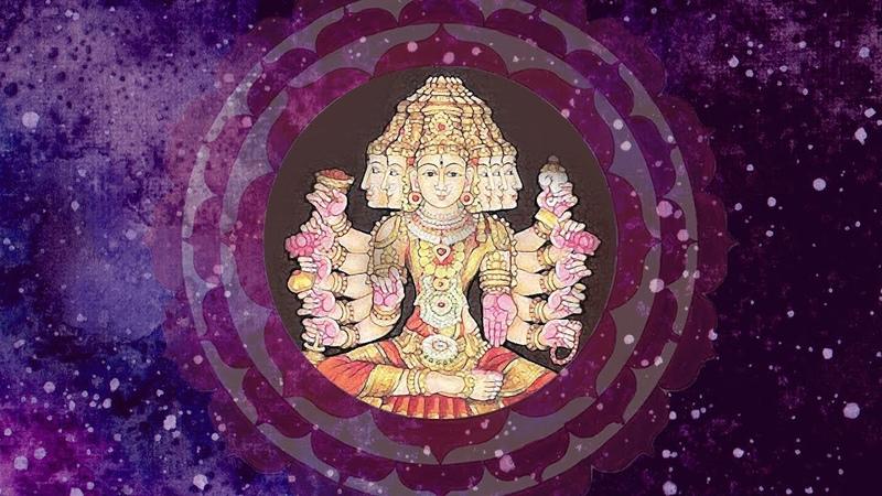 Goddess Kulasundari Navami Tithi 9th Lunar Day