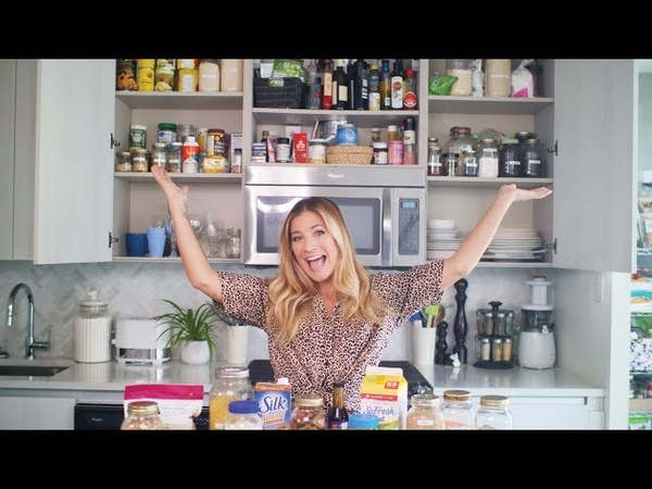 HOW TO BUILD AN EPIC VEGAN PANTRY | My Kitchen Tour Storage Hacks Vegan Staples | The Edgy Veg