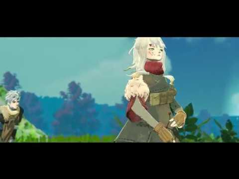 Nostos Open-World Online VR RPG Trailer (NetEase) - Rift, Vive, Windows VR