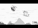 Spy vs Spy Ski Missile