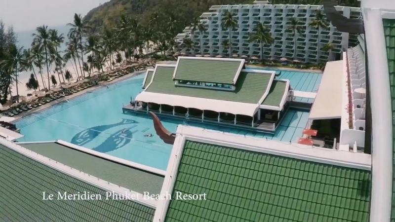 Le Meridien Phuket Beach Resort, Phuket, Thailand