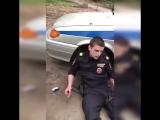 Жесть! ПОЛИЦЕЙСКИЙ застрелил НАПАДАВШЕГО в Ижевске. У Полицейского 2 ножевых ран