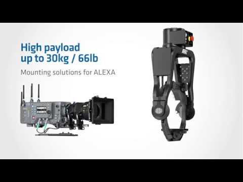ARRI Stabilized Remote Head SRH 3 Product Feature Tour