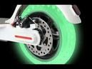 Жесткие шины для самоката Xiaomi Mijia M365