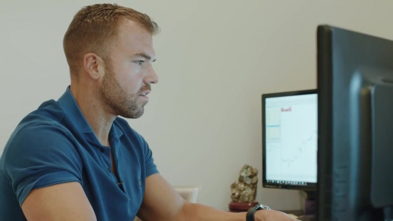 Trade Train Founder Mark Owen - Gives an insight into the Lifestyle Trader