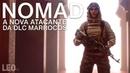 RAINBOW SIX - VAZOU Nomad, a nova operadora de Ataque de Marrocos - Operation Wind Bastion!