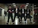 «Эволюция» танцев