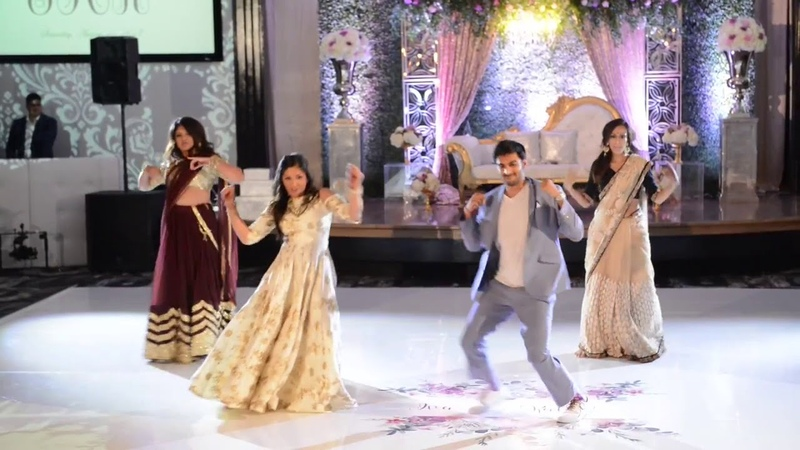 Katy Pictures India - NEW BRIDE'S SIDE DANCE PERFORMANCE 2018