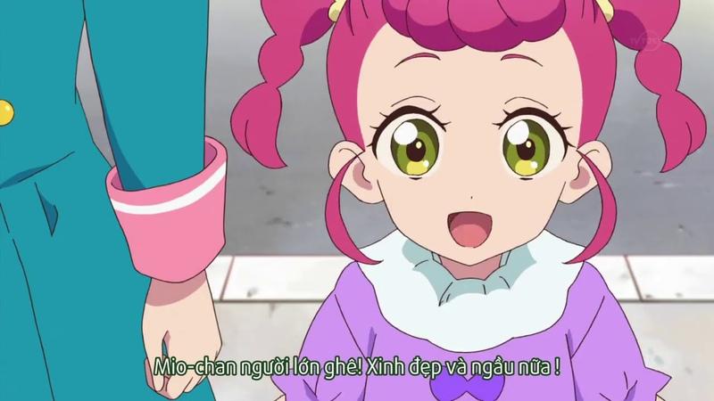 Aikatsu Friends! Tập 3 (vietsub) Một Nguồn Cảm Hứng