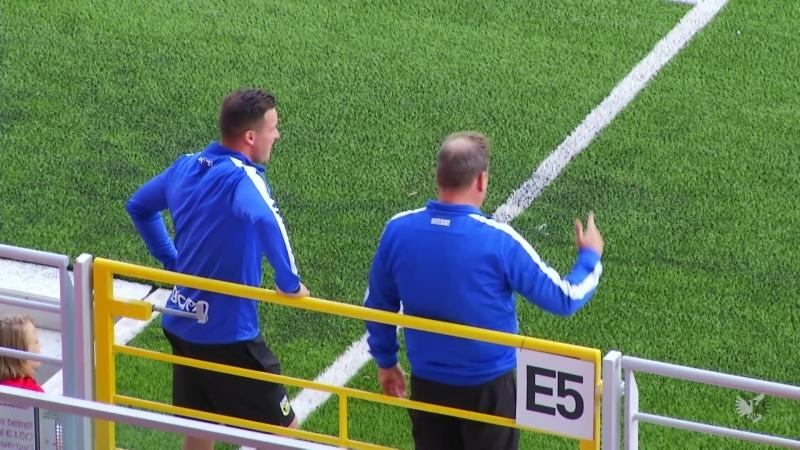 Витесс 0:0 Антверпен, 8 августа 2018. Товарищеский матч.