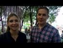 Отзыв пары которая у нас познакомилась в прошлом году на быстрых свиданиях на фестивале Вконтакте