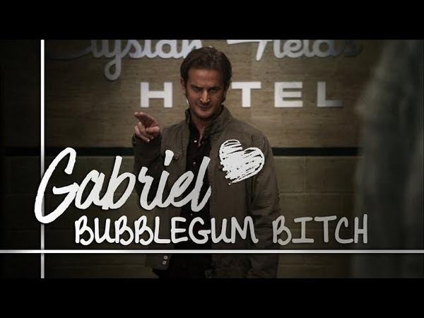 ► Gabriel || Bubblegum Bitch | SPN