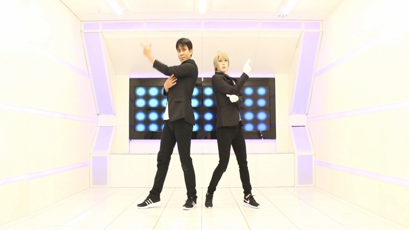 【クレイヴワン】LUVORATORRRRRY!【踊ってみた】 sm33834984