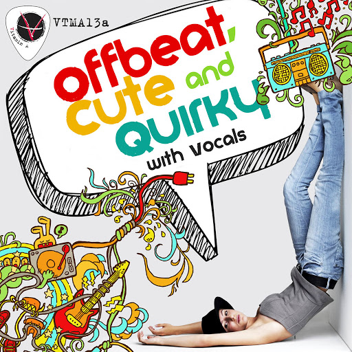 ViTAMiN альбом Offbeat, Cute & Quirky