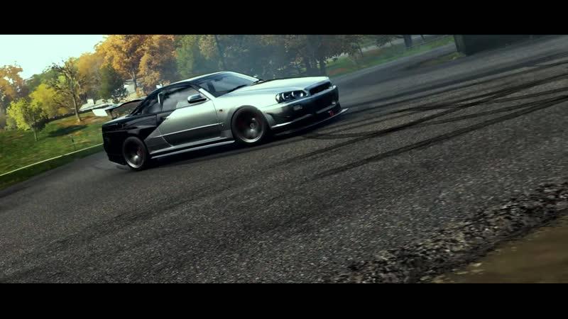 Forza Horizon 4 Nissan Skyline R34 GTR