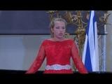 Елизавета Шептун VII Международный конкурс юных вокалистов Елены Образцовой. 1 тур