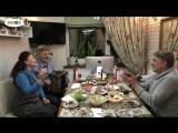 Расцвели саратовские вишни. Валентина Морозова и Алексей Медведев. Гармонь - это
