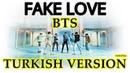Fake Love - BTS | Türkçe Versiyonu ( Cover by Efe Burak )