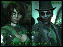 Injustice 2 - Чаровница и Джокер диалоги перед боем