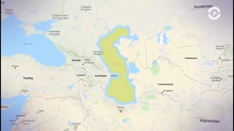 Настоящее время - Каспий (Аркадий Дубнов - Никита Смагин)