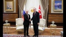 Путин и Эрдоган чуть не поссорились из за Сирии