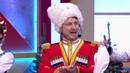Ансамбль Казаки России с песней Ойся на первом канале в передаче День начинается