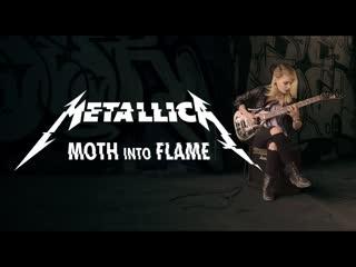 Metallica - Moth into flame _⁄ Ada cover