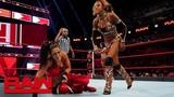Sasha Banks &amp Bayley vs. Alicia Fox &amp Dana Brooke Raw, July 16, 2018