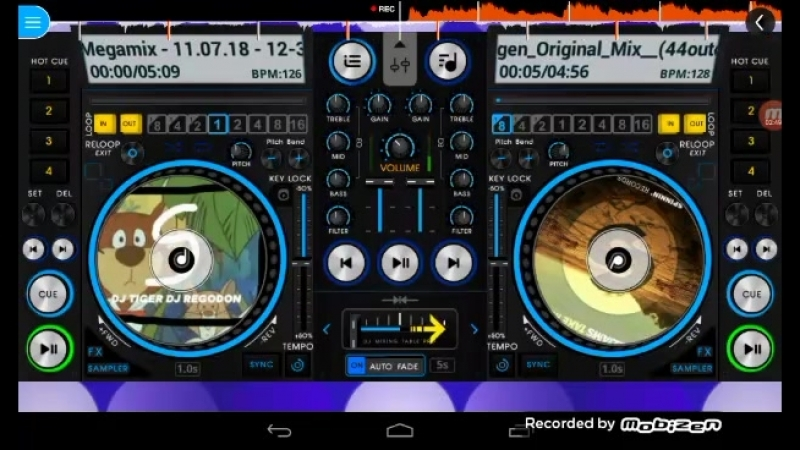 DJ TIGER DJ RIGODON