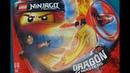 Lego Ninjago. Kai. Maîtres du Dragon. Jouets pour les enfants. Jouets Lego. Jouer avec Ninjago