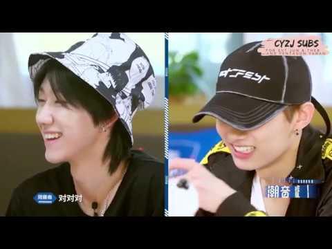 FULL ENG SUB 潮音战纪 Chao Yin Zhan Ji CYZJ EP 3 Seventeen Jun The8 Pentagon Yanan